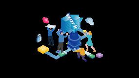 多人合作协同工作项目互联网2.5d