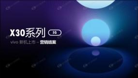 【营销案例】vivo X30系列新机上市营销结案(21页下载)