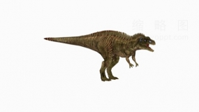 实景恐龙78 png图片