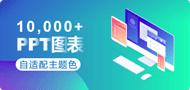 10,000+PPT图表
